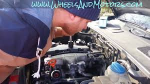 how to change oil and oil filter for audi a6 c6 4f 2 0tdi youtube