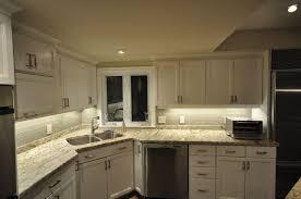 kitchen led lighting ideas fascinating cabinet kitchen lights hardwired puck lighting