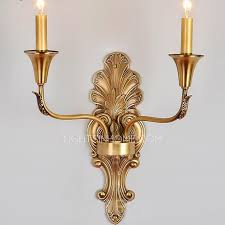 Brass Wall Sconce Polished Brass Wall Sconce 2 Light For Entryway