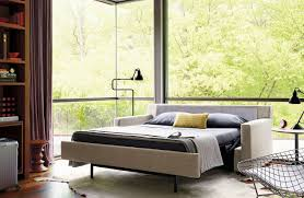 Yellow Sleeper Sofa Vesper Queen Sleeper Sofa Design Within Reach
