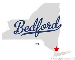 Bedford New York Map Of Bedford Ny New York