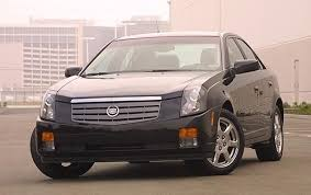 cadillac suv 2003 used 2003 cadillac cts for sale pricing features edmunds