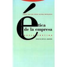 Cristina Autor En Ecortina Etica De La Empresa De Adela Cortina Orts En Gandhi