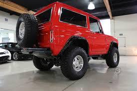 ford bronco jeep 1973 ford bronco fusion luxury motors