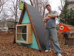 the world s tiniest a frame cabin what the heck my latest for all you a frame cabin tiny house addicts the new version of my book below will have some a frame sketches and ideas an inverted a frame house