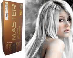 amazon com silver ash grey permanent hair dye cream lolane goth