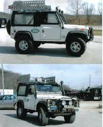 white land rover defender 90 1994 defender 90 soft top