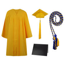cap gown and tassel cap and gown packages high middle school