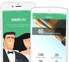 invitation maker app your free digital mobile wedding invitation wedivite