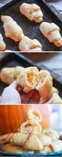 thanksgiving roll recipe pumpkin cream cheese crescent roll recipe the pinning mama