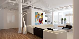 new york alcove studio loft apartment living room ny 11303 photo