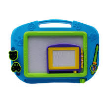 magnetic drawing board doodle sketch toy view magnetic drawing