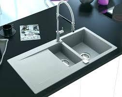 lavabo de cuisine evier gris clair evier cuisine gris evier de cuisine en granite