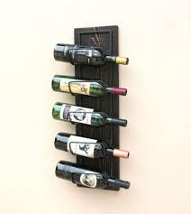 buy hand made wood wall wine rack wall mounted wine rack wood wine