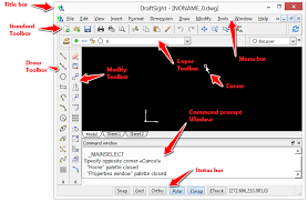 autocad tutorial getting started getting started with draftsight tutorial 12cad com