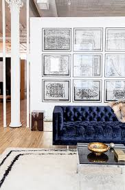 How To Choose A Couch How To Choose A Sofa Tufted Sofa And Navy Pertaining To Navy Blue