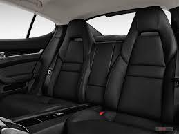 porsche panamera seats 2015 porsche panamera interior u s report