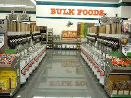 adventures in bulk foods