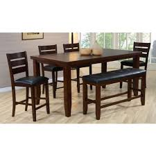 Counter Height Table And Chairs Set Table And Chair Sets Dining Room Furniture Chesnee Sc