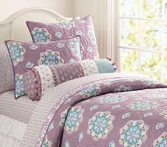 Girls Quilted Bedding by Brooklyn Quilted Bedding Pottery Barn Kids Mallorys Future