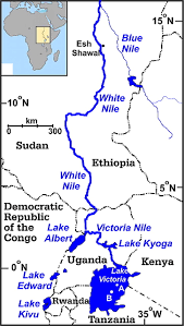Congo River Map Reassessment Of Lake Victoria U2013upper Nile River Paleohydrology From