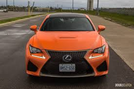 2018 lexus rc f review 2017 lexus rc f review doubleclutch ca