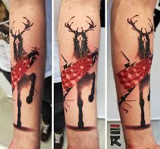 trendy ideas 2017 trash polka tattoos best tattoos 2017