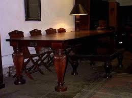 mahogany dining tables by mahogany tables inc
