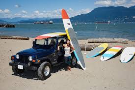 jeep with surfboard 2017 vancouver lifestyle photographer erichsaide jasondussault