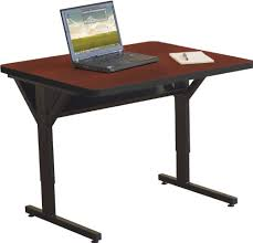 adjustable height training table balt brawny adjustable height training table 36 inch width
