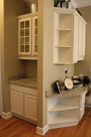 kitchen cabinet corner shelf corner shelves and an angled counter top instead of the broad side