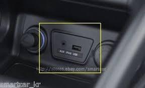 hyundai tucson navigation 2014 2015 hyundai tucson ix35 oem aux usb ipod without