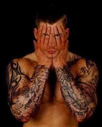 3d artist los angeles tattoos ambigram