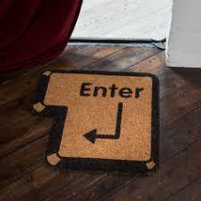 Geek Doormat Doormats 24h Delivery At Getdigital