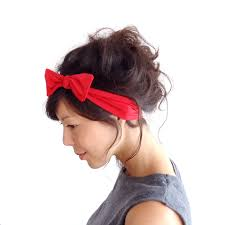 headband with bow bow tie headband