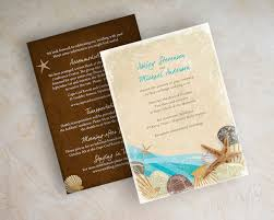 Beach Wedding Invitation Cards Destination Wedding Invites Haskovo Me