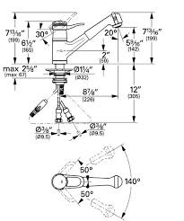 Grohe Eurodisc Kitchen Faucet by Order Replacement Parts For Grohe 33853 Europlus Ii Pull Out