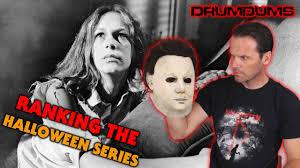 drumdums ranks the halloween franchise youtube