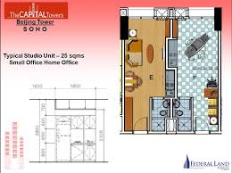 the capital towers offers studio 1 bedroom and 2 bedroom