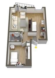 One Bedroom House Plans With Photos by 1 Bedroom Apartmenthouse Plans Pool Housemaybe On A Smaller Scale