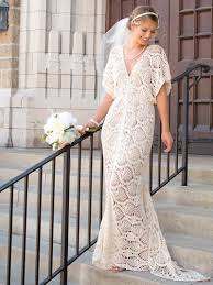 wedding dress pattern crochet patterns everlasting wedding dress crochet pattern