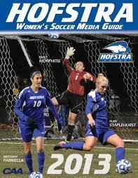 Hofstra Campus Map 2013 Hofstra University Women U0027s Soccer Media Guide By Hofstra