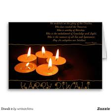 Diwali Invitation Cards For Party Happy Diwali Greeting Bi Fold Card Template With Beautiful Candles