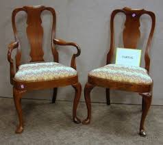 queen anne dining room furniture queen anne dining chairs search all lots skinner auctioneers 24