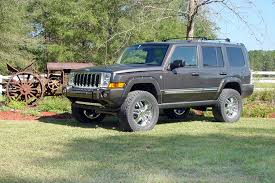 jeep commander lifted automedia 2000