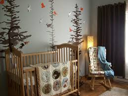 Rustic Nursery Decor Rustic Baby Nursery Idea For Baby Boy With Rustic Nursery Wall