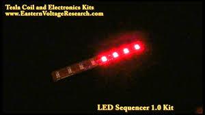 led sequencer chaser light kit