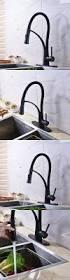 faucets 42024 oil rubbed bronze kitchen faucet swivel spout dual