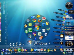 gadget bureau windows 7 50 best free windows 7 themes