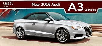 convertible audi 2016 2016 audi a3 cabriolet in jacksonville fl
